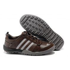 hot sale online aa33a 0a2b2 Genial Adidas Daroga Two 11 Leder Männer Braun Grau Schuhe Online    Großhandel Adidas Daroga Two 11 Schuhe Online   Adidas Schuhe Online  Verkauf ...