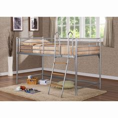 This Bonsoni Stylish Cosmo Mid Sleeper is a beautiful piece of Bed demostrating the Bonsonis unparallel quality and workmanship. This COSMO MIDI SLEEPER comes in 1 boxes. This Bonsoni Stylish Cosmo Mid Sleeper is made of Steel frame, steel mesh base, be