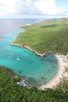 Santa Cruz bay Curaçao
