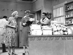 I Love Lucy: The Freezer...700 lbs of meat