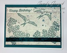 Paper Pumpkin - May 2019 - Hugs From Shelli Stampin Up Paper Pumpkin, Shower Favors, Hugs, Vintage World Maps, Projects To Try, Alternative, Quilting, Heaven, Happy Birthday