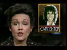 Karen Carpenter (2nd March 1950 - 4th February 1983)  http://en.wikipedia.org/wiki/Karen_Carpenter