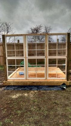 my big fat greenhouse project, gardening