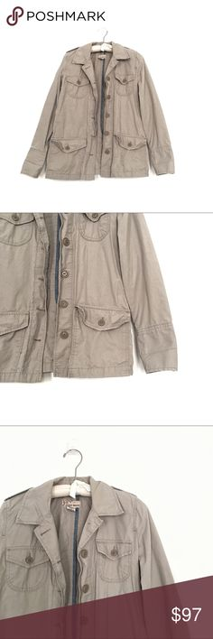 Lucky Brand utility jacket Excellent condition Lucky Brand Jackets & Coats Utility Jackets
