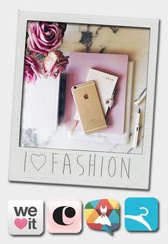 Mode-Apps für Fashionistas: Ohne diese Apps könnt ihr bald nicht mehr leben! Alles zum Thema - jetzt auf gofeminin.de http://www.gofeminin.de/styling-tipps/mode-apps-d59844.html