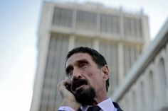 John McAfee says 'don't panic' as Indian banks probe top cryptocurrency exchanges Latest News
