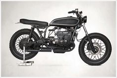 1984 BMW R100 'Bootleg' by AnvilMotociclette