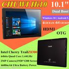 "CHUWI Hi10 10.1"" 19201200 Windows 10 Android 5.1 Intel Quad Core 64GB Tablet PC"