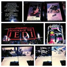 Other 'just ins'- a carded #diecast #TieFighter and some other rare #StarWars related goodies!