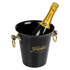 Metal Chic Stylish Champagne Ice Cooler Bucket Wine Drink Trough Party Accessory for sale online Champagne Ice Bucket, Champagne Buckets, Ice Cooler, Party Accessories, Brass Color, Wine Drinks, Perfect Party, Barware, Bubbles