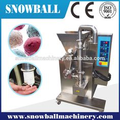 Gelato Fruit & Nuts Feeder for Ice Cream Factory www.snowballmachinery.com