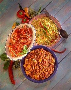 Hawaiin coleslaw and nut chicken & shrimp