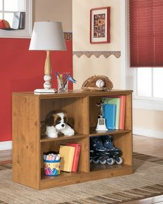 Ashley Stages B233-17 Signature Design Loft Bookcase -