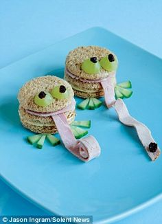 Fun Sandwich - Inspiration picture