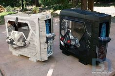 Star Wars PC Case Mods: We Have A Good Feeling About This