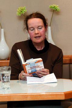 Hochgelobt und immer für eine Überraschung gut: Susanne Ulrike Maria Albrecht! [Foto: Joachim Steinmetz]