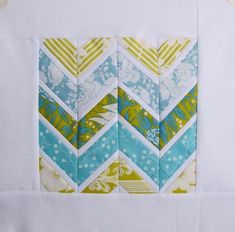Sharp Chevrons Templates | Craftsy