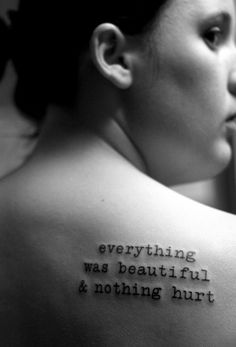 Contrariwise: Literary Tattoos