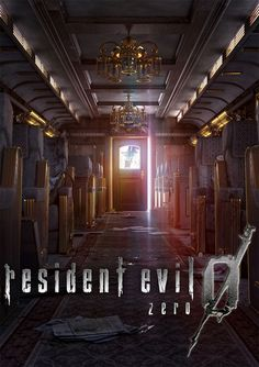Resident Evil Zero HD Remastered For Playstation 3 Video Game Posters, Video Game Art, Xbox 360, Resident Evil Zero Hd, Gotham, Wii, Zero Wallpaper, Screen Wallpaper, Ps Store