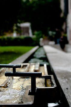 Continuous Trickle - Fondazione Querini Stampalia, Venice  Carlo Scarpa