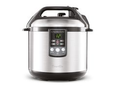 Breville's Fast Slow Cooker Is a Great Pressure Cooker for Beginners — Product Review