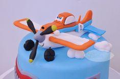 #Tartas #infantiles - Dusty, Aviones, #Disney