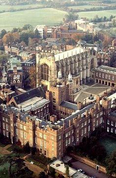 Eton College, Windsor, England