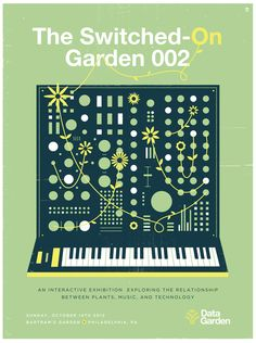 The Heads of State - The Switched-On Garden 002