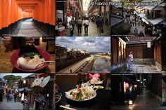 KYOTO - Trekking al monte Inari, Nishiki market: il pittoresco mercato di Kyoto, le bellissime Ninen-zaka e Sannen-zaka a Higashiyama.