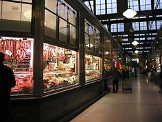 Queen Victoria Market, Melbourne Australia In my childhood, my Father would shop here when selling vegetables was done. Melbourne Victoria, Victoria Australia, Australia Living, Australia Travel, Australia 2017, Places In Melbourne, Melbourne Art, Queen Victoria Market, Australian Architecture