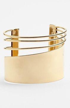 Love this cuff bracelet! : nordstrom