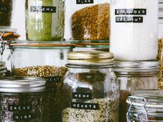 You can stock a vegan pantry for a more plant-based diet with ease. This post covers the basics and is a great resource for vegans and meat-eaters alike.
