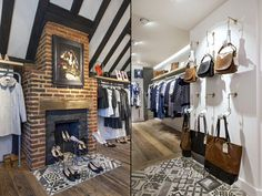 Little House of Oasis store by Dalziel & Pow, Farnham – United Kingdom » Retail Design Blog