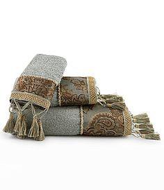 Croscill laviano bath rug dillards for the home pinterest bath rugs and bath for Dillards bathroom accessories sets