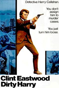 1971 | Dirty Harry | Don Siegel | Rating 7.5