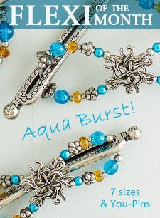 Flexi of the Month: Acqua Burst | Love this from Simply Darling Lilla Rose!