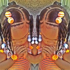 little african american girls hairstyles - Google Search