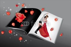 #Tango book, ideal for #Valentine's Day crazycolors © fotolia