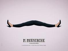 cf896b4480a Marque Française de Souliers pour madame et monsieur - M. Moustache