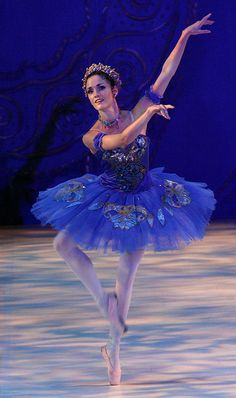 Dancer from South African Ballet Theatre