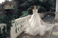 Milva Bridal Wedding Dresses 2017 Leontia