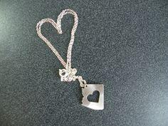 I heart Arizona - Necklace via Etsy