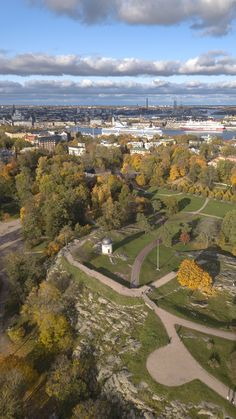 Going to Helsinki and wondering where to take nice photos? Helsinki, Finland, Cool Photos, Golf Courses, Park, Check, Instagram, Parks