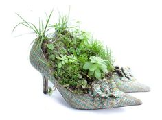 shoes - I love my shoes but eventually they do become unwearable, now something else to do with shoes!