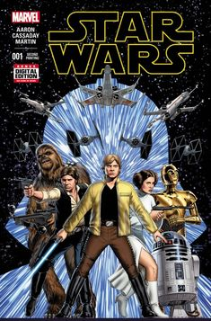 Star Wars #1 Second Print Sells Out Already, Will Be Allocated, Third Print On The Way - Bleeding Cool Comic Book, Movie, TV News