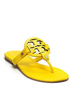b45e1c1451c4b0 Selling this Tory Burch Flip Flop Sandals Yellow in my Poshmark closet! My  username is  affffashion.