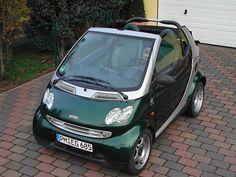 Smart Fortwo Passion Cabrio BRABUS QUADRIGA