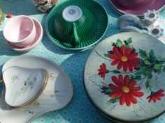 wita wanons' vintage selection  #via zanella street market, may 2013