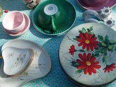 wita wanons' vintage selection  #via zanella street market, may 2013