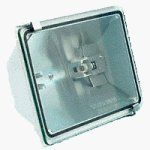 Heath/Zenith SL-5505-BZ 500-Watt Halogen Floodlight with Bulb Included, Bronze by Heath/Zenith. $18.71. From the Manufacturer                Heath/Zenith's SL-5505 floodlight offers up to 9,000 square-Feet of light coverage area. Using 1 - 500 W T3 Halogen bulb, this light will provide excellent light of driveways, outdoor patios, or sheds.                                    Product Description                SL-5505-BZ Features: -Flood light. -Number of lights: 1 Light. -Br...